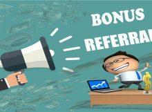 Cara perhitungan bonus referral