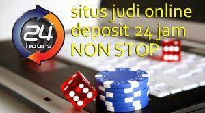Situs judi online deposit 24jam non stop pada perkasa99