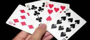 Mengungkap empat rahasia kartu remi berdasarkan pembagiannya
