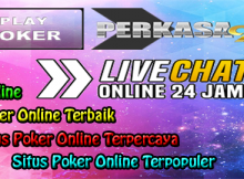 Situs Poker Online BandarQ Domino99 Terbaik