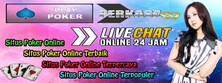 Situs Poker Online BandarQ Domino99 Terbaik Di Indonesia